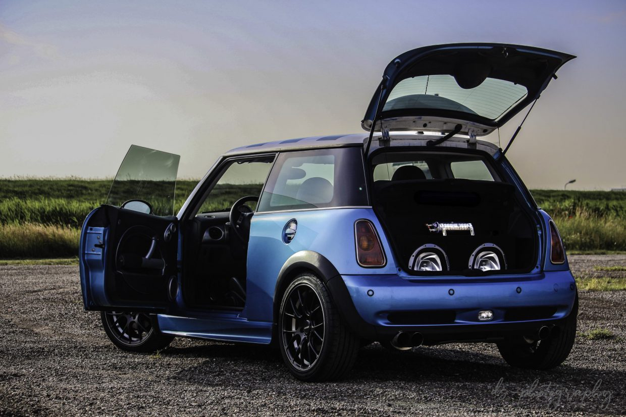 Mini Cooper, Mini Shoot, DS-Photography